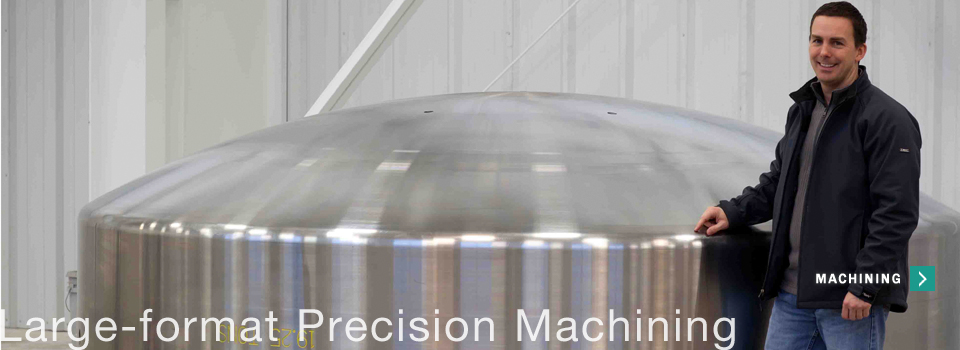 Large-format Precision Machining